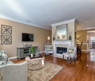 Living Room Bonnie Briar
